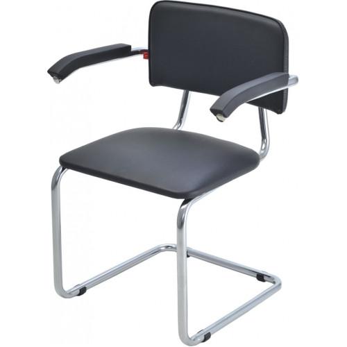 Офисный стул Сильвия Арм Хром (Sylwia Arm Chrome)