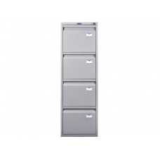 Металлический картотечный шкаф (картотека) ПРАКТИК А-44