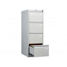 Металлический картотечный шкаф (картотека) ПРАКТИК AFC-04