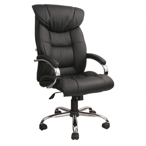Офисное кресло Аризона Стил Хром (Arizona Steel Chrome)