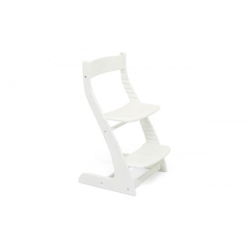 Детский растущий стул Усура Белый