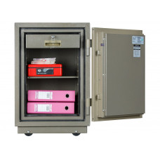 Металлический сейф VALBERG FRS-73T KL