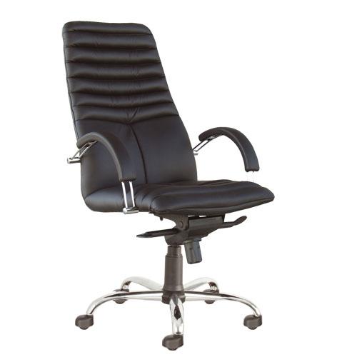 Офисное кресло Галакси Стил Хром (Galaxy Steel Chrome)