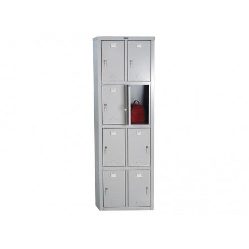 Металлический шкаф для сумок (сумочница) ПРАКТИК СТАНДАРТ LS-24