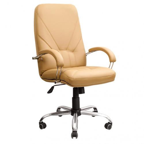 Офисное кресло Менеджер Стил Хром (Manager Steel Chrome)