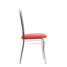 Обеденный металлический стул Нерон Хром (Neron Chrome)