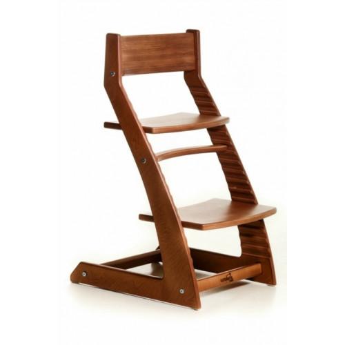 Детский растущий стул Котокота Светлое дерево