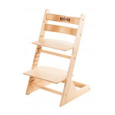 Детский растущий стул Kid Fix Дерево