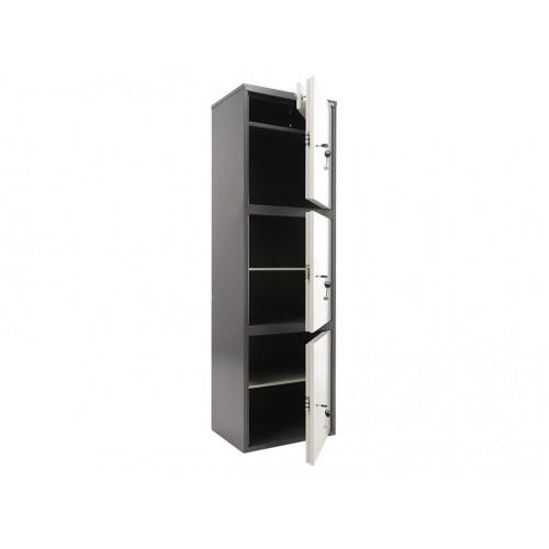 Металлический бухгалтерский шкаф AIKO SL-150/3T