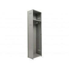Металлический шкаф для одежды ПРАКТИК УСИЛЕННЫЙ ML 01-30 (ДОПОЛНИТЕЛЬНЫЙ МОДУЛЬ)