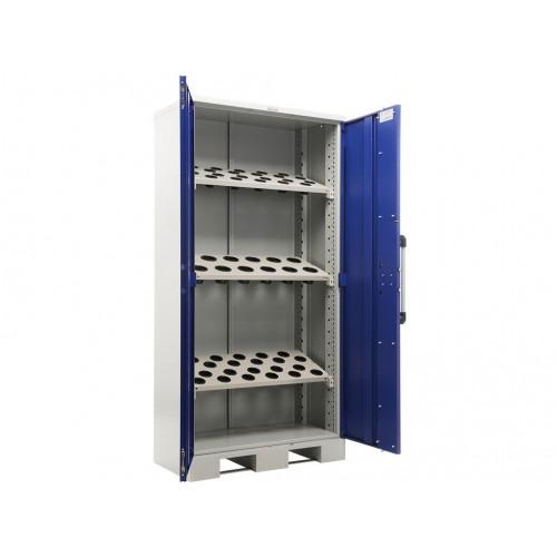 Металлический инструментальный шкаф AMH TC-003000