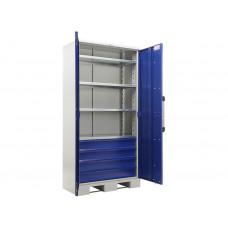 Металлический инструментальный шкаф AMH TC-003040