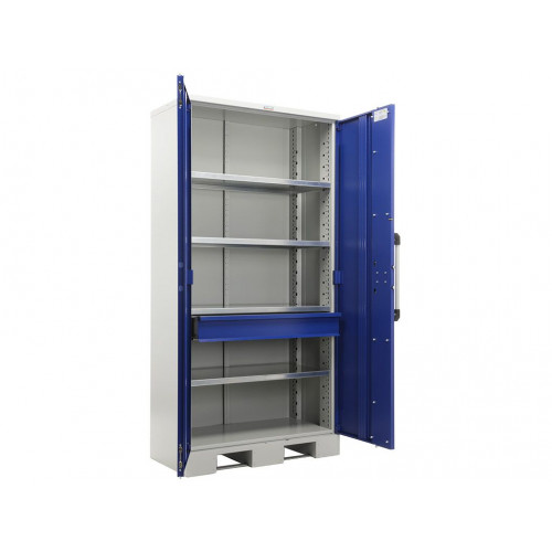 Металлический инструментальный шкаф AMH TC-004010