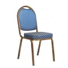 Обеденный металлический стул Азия 20 мм