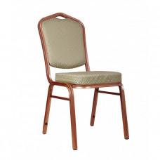 Обеденный металлический стул Хит 25 мм