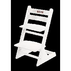 Детский растущий стул Kid Fix Белый