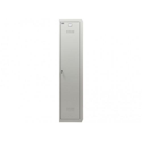 Металлический шкаф для одежды ПРАКТИК УСИЛЕННЫЙ ML 01-40 (ДОПОЛНИТЕЛЬНЫЙ МОДУЛЬ)