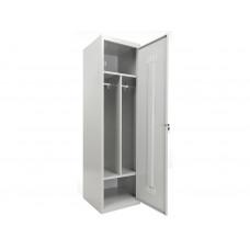 Металлический шкаф для одежды ПРАКТИК УСИЛЕННЫЙ ML 11-50 (БАЗОВЫЙ МОДУЛЬ)