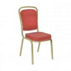 Обеденный металлический стул Дания 25 мм