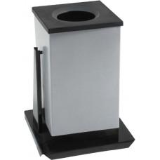 Металлическая урна для мусора Оптима