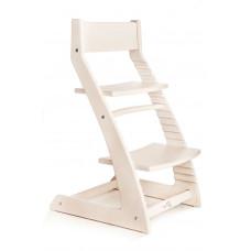 Детский растущий стул Котокота Белый