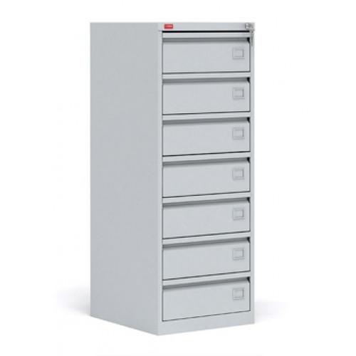 Металлический картотечный шкаф (картотека) КР-7
