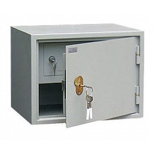 Металлический бухгалтерский шкаф КБС - 02Т