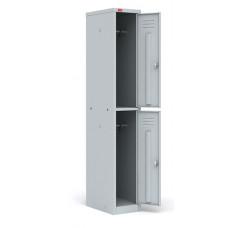 Металлический шкаф для одежды ШРМ-12