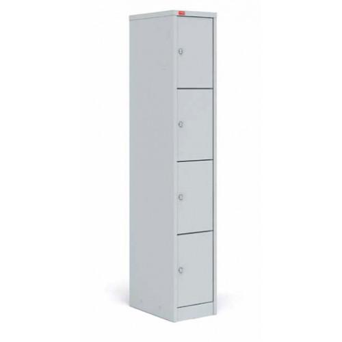 Металлический шкаф для сумок (сумочница) ШРМ-14/400