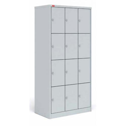Металлический шкаф для сумок (сумочница) ШРМ-312