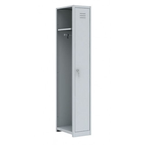Металлический шкаф для одежды ШРМ-М