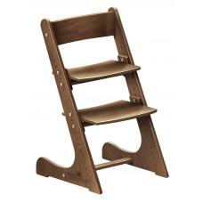 Детский растущий стул Конёк Горбунёк Орех