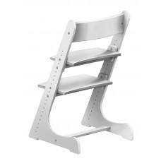 Детский растущий стул Конёк Горбунёк Белый
