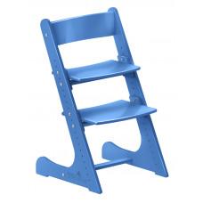 Детский растущий стул Конёк Горбунёк Синий