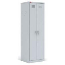 Металлический шкаф для одежды ШРМ-АК