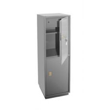 Металлический бухгалтерский шкаф КБС - 23Т (023)