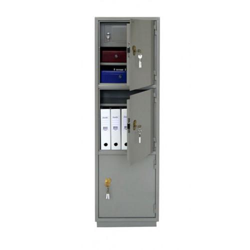 Металлический бухгалтерский шкаф КБС - 033Т
