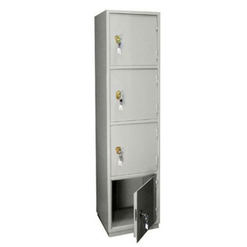 Металлический бухгалтерский шкаф КБС - 06