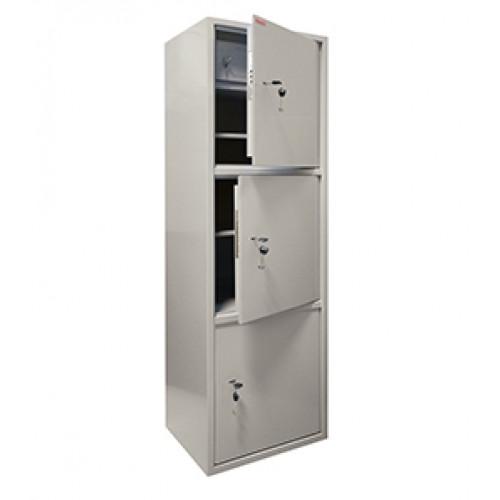 Металлический бухгалтерский шкаф КБС - 033ТН