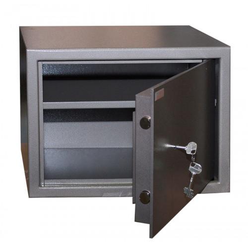 Металлический сейф КМ - 260