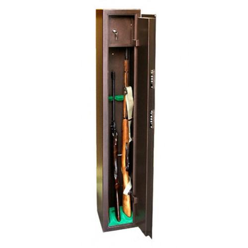 Металлический оружейный сейф КО - 036Т