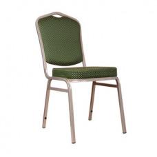 Обеденный металлический стул Хит 20 мм