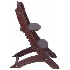 Детский растущий стул Два Кота Венге