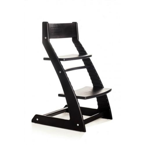Детский растущий стул Котокота Черный