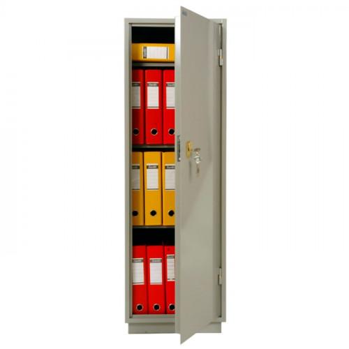 Металлический бухгалтерский шкаф КБС - 21Т (021)
