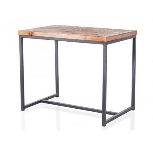 Обеденный деревянный стол ЛОФТ