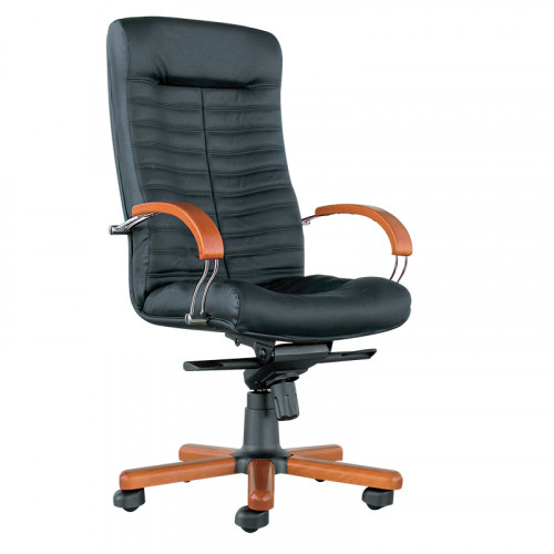 Офисное кресло Орион Вуд Хром (Orion Wood Chrome)