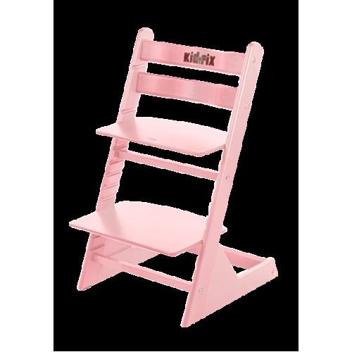 Детский растущий стул Kid Fix Розовый