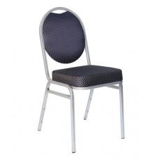 Обеденный металлический стул Раунд 20 мм