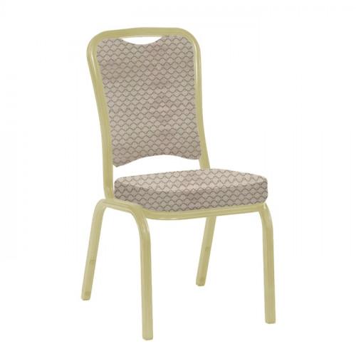 Обеденный металлический стул Сахара 25 мм